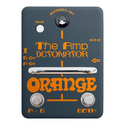 Orange Amp Detonator AB Pedal - Front