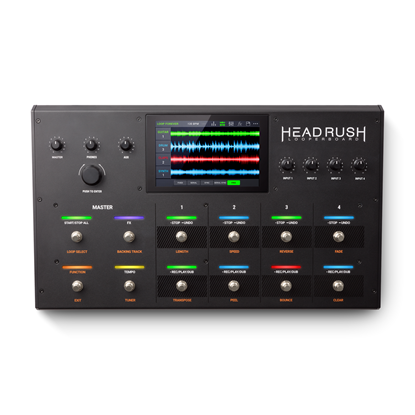 Headrush Looperboard Looper Effects Pedal - Front