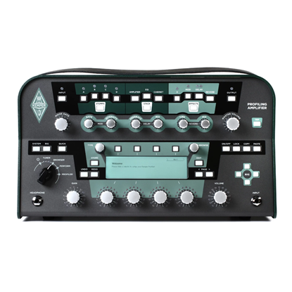 Kemper Head Guitar Amplifier Profiler and Effects Processor - Black
