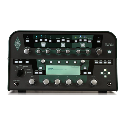 Kemper PowerHead Guitar Amplifier Profiler and Effects Processor - (600 Watt)