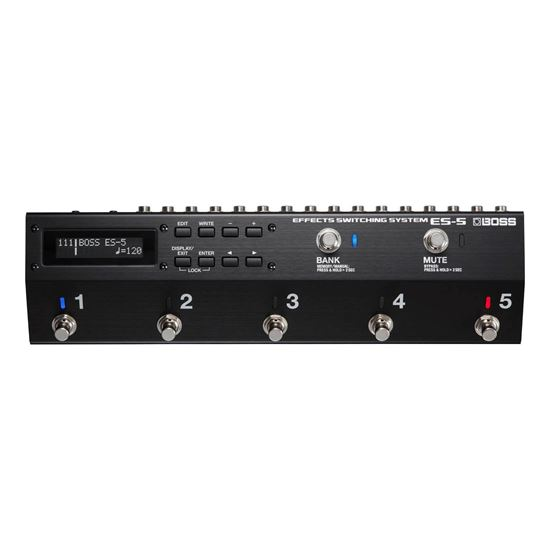 Boss ES-5 Effects Switching System Top