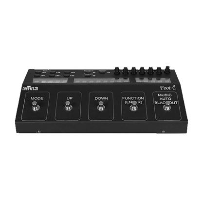 Chauvet FOOT-C 36 Channel DMX Foot Switch Controller - Front