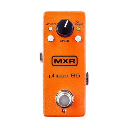 MXR M290 Phase 95 Mini Effects Pedal - Top Front