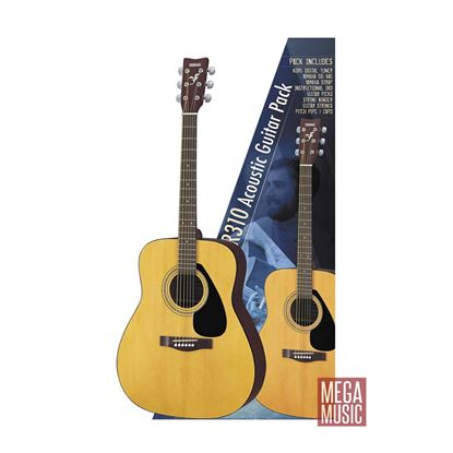 Yamaha F310 GIGMAKER Acoustic Guitar Pack