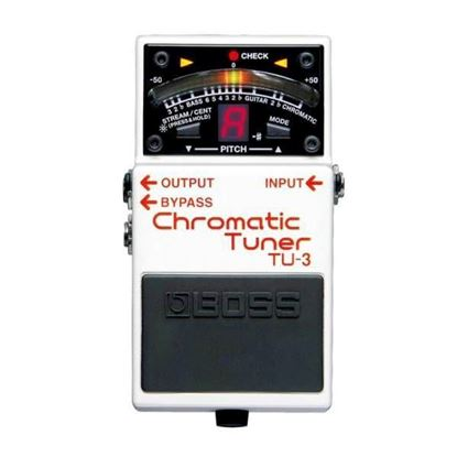 Boss TU-3 Chromatic Tuner (TU3)