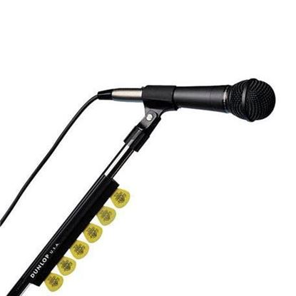 Jim Dunlop Mic Stand Guitar Pick Holder