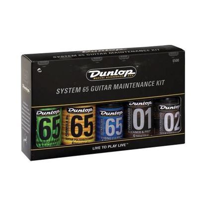 Jim Dunlop System 65 Complete Guitar Maintenance Gift Pack