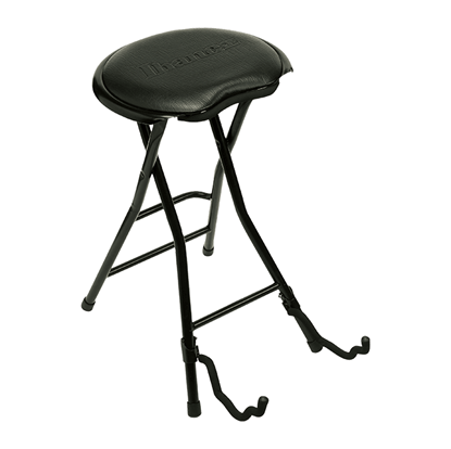 Ibanez IMC50FS Guitar Stool with Foldable Guitar Stand