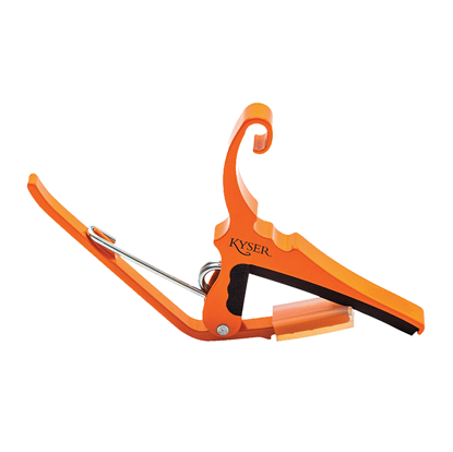 Kyser KG6 Guitar Capo - Orange