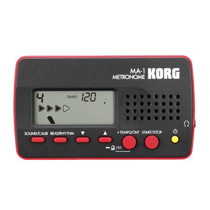 Korg MA-1 Metronome Red
