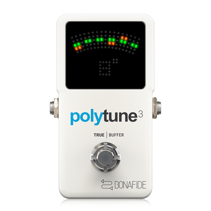 TC Electronic Polytune 3 Polyphonic Guitar Tuner