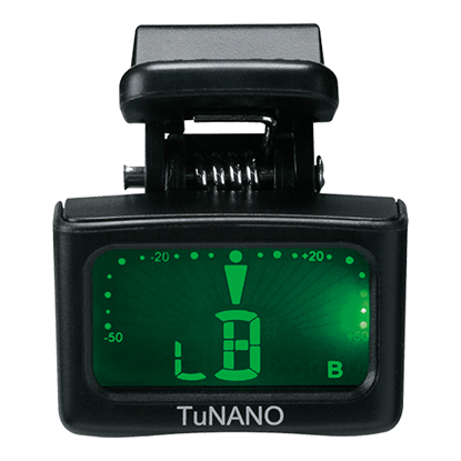 Ibanez Tunano Clip On Guitar Tuner