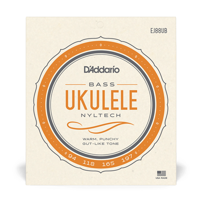 DAddario EJ88UB Nyltech Bass Ukulele Strings