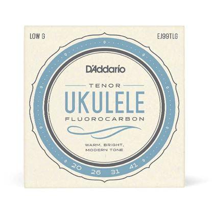 D''Addario EJ99TLG Tenor Ukulele Set - Low G