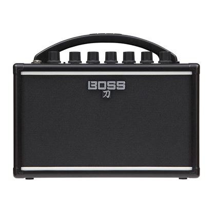 Boss Katana-Mini Guitar Amplifier (Battery Powered)