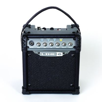 Line 6 Micro Spider Battery Powered Guitar Amplifier (MICROSPIDER)