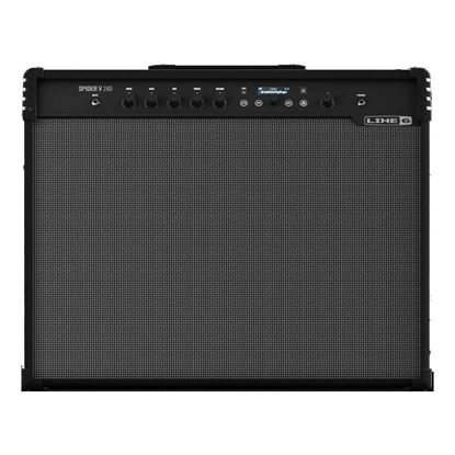 Line 6 Spider V 240 Combo Guitar Amplifier (SPIDERV240R)