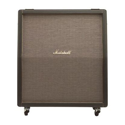 Marshall 1960TV Angled Guitar Amp Speaker Cabinet - 4x12inch Speakers