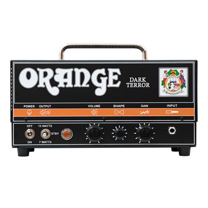Orange DA15H Dark Terror Guitar Valve Head