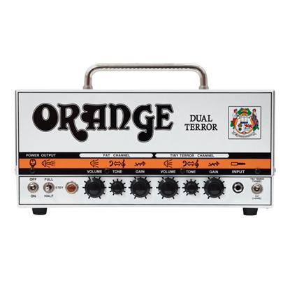 Orange Dual Terror Guitar Valve Head