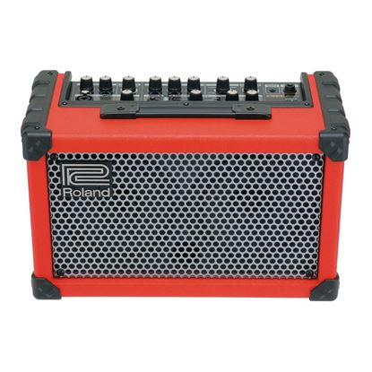 Roland CUBE Street Battery Powered Stereo Amplifier Red (CUBEST)