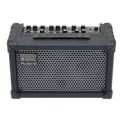 Roland CUBE Street Battery Powered Stereo Amplifier Black (CUBEST)