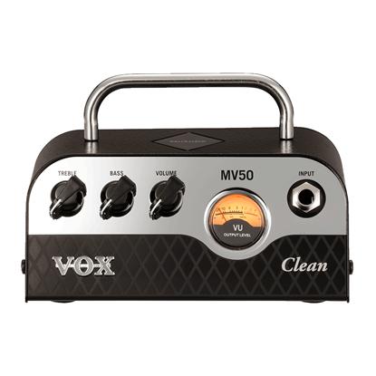 Vox MV50 CL Clean Mini Guitar Amplifier Head