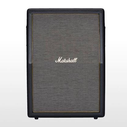 Marshall Origin 2x12 160w Vertical Guitar Amplifier Cabinet Front