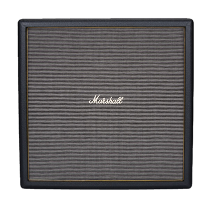 Marshall Origin 4x12 240w Straight Guitar Amplifier Cabinet - Front