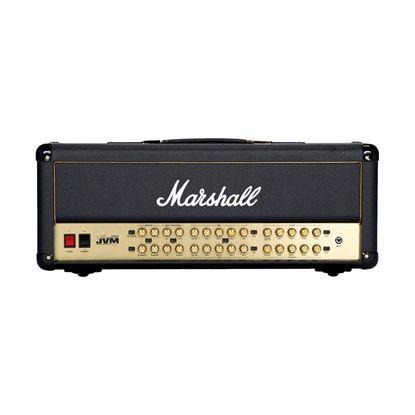 Marshall JVM410HJS Joe Satriani Signature Guitar Amplifier Head - Front