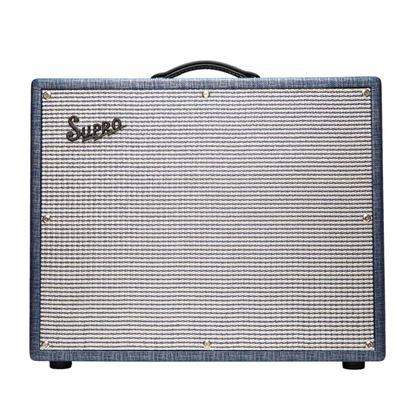 Supro S6420 Thunderbolt 35 Watt Combo Guitar Amplifier - 1x15 Inch Speaker