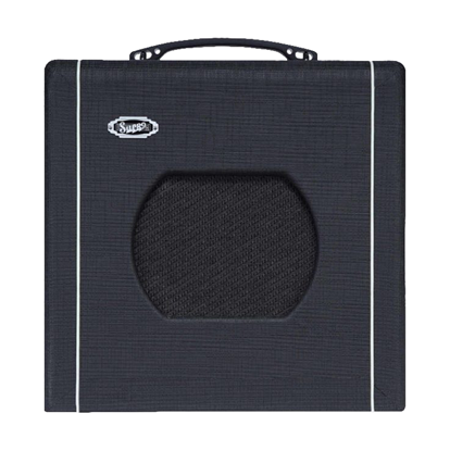 Supro Blues King 8 Guitar Combo Amplifier - Front