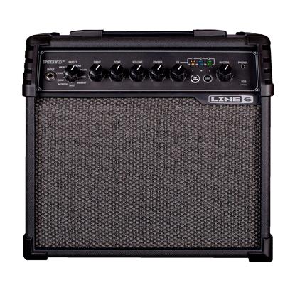 Line 6 Spider V 20 MKII 1x8 Guitar Amp - Front