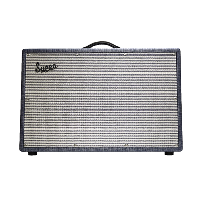 Supro Big Star 1688T 24w 2x12 Guitar Amplifier - Front