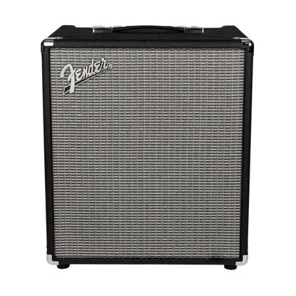 Fender Rumble 100 Bass Guitar Combo Amplifier - Front