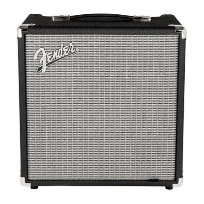 Fender Rumble 25 Bass Guitar Combo Amplifier - Front