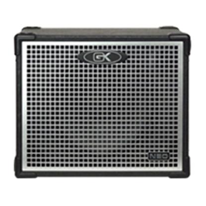 Gallien Krueger NEO 115 Bass Amp Speaker Cabinet - 1x15 Inch Speaker