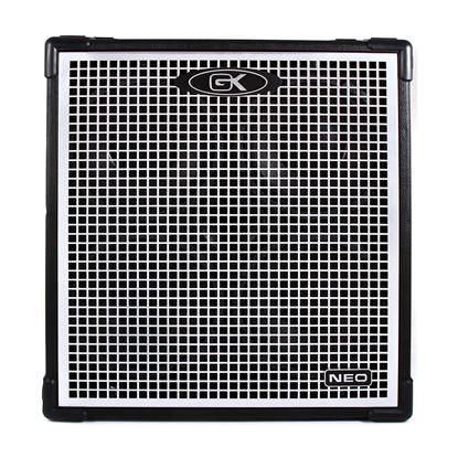 Gallien Krueger NEO410-4 800w 4 x10 Inch 4 ohm Bass Speaker Cabinet