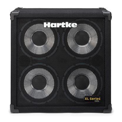 Hartke 410XL Bass Amp Speaker Cabinet - 400W/4x10inch Speakers