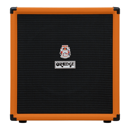 Orange Crush Bass 100 Combo Amplifier - Front