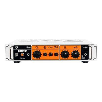 Orange OB1-300 Bass Head - Front