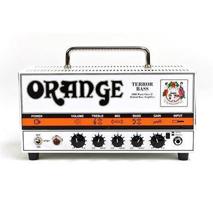 Orange Terror Bass 500 Head Amplifier - Front