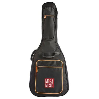 "Armour ARM1550C ""Mega Music"" Premium Classical Guitar Gig Bag - 12mm"