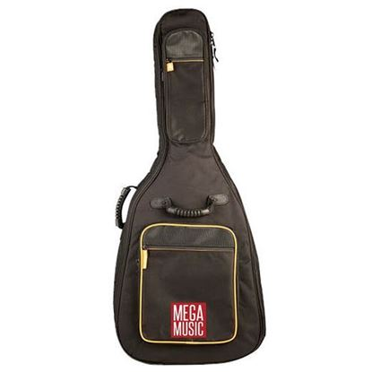 "Armour ARM1550W ""Mega Music"" Premium Acoustic Guitar Gig Bag - 12mm"