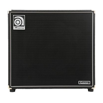 "Ampeg SVT-15E 200W 8 Ohms 1 X 15"" Classic-Style Speaker Cabinet - Front"