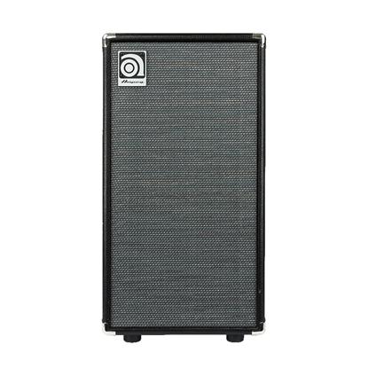 """Ampeg SVT-210Av 200W 2 X 10"""" SVT VR/AV-Style Speaker Cabinet - Front"""