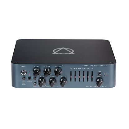Darkglass Alpha Omega 900 Bass Amplifier Head Front