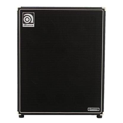 """Ampeg SVT-410HLF 500W 4 Ohms 4 X 10"""" Ported Horn-Loaded Speaker Cabinet - Front"""