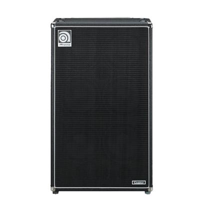 """Ampeg SVT-610HLF 600W 6 X 10"""" Ported Horn-Loaded Speaker Cabinet - Front"""