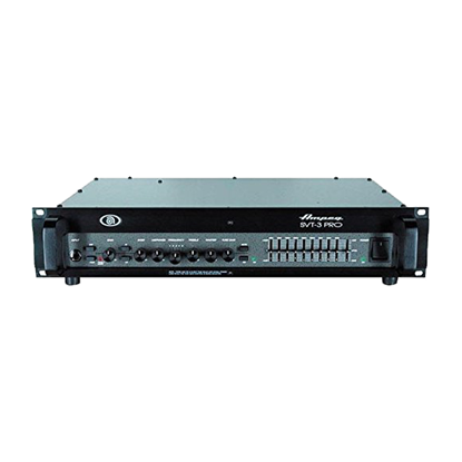 Ampeg SVT-3PRO 450W Bass Amplifier Head - Front